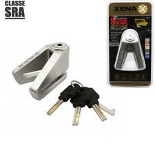 Antivol Xena X2 bloque disque moto Scooter (Résiste à l azote) Homologué SRA b865981e1a28