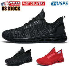 Mens Athletic Running Shoes Casual Walking Training Tennis Fashion Light Sneaker