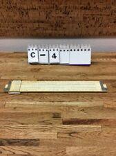 1947 Keuffler & Esser 4083-3 Log Log Duplex Slide Rule Euc C-4#44