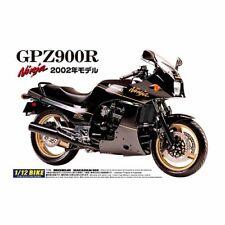 Aoshima 1/12 Kawasaki GPZ900R Ninja (2002) 04287