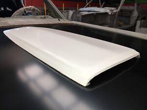 1964,65,66 Mustang Shelby GT350 Hood Scoop fiberglass shelby style