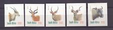SOUTH AFRICA Mi 1124-1128 Mnh Tiere Animals Fauna Impala Bock [044]