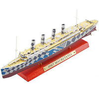 Cruise Ship Toys Atlas Diecast R.M.S TITANIC Finished Boats F Collection 1:1250