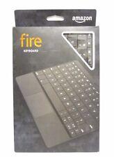 Amazon - Fire Wireless Keyboard for Fire HD HDX Tablets - Black