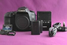 Canon EOS 7D 18.0 MP Digital SLR Camera  (Body Only) Low shutter count 1873A