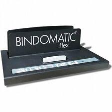 Coverbind 5000 Bindomatic Accel Flex Professional Thermal Binding Machine W