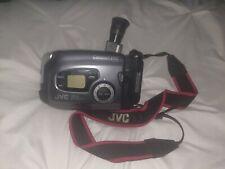 OLD SCHOOL VHS-C JVC GR-AX920U Camcorder 36X Digital video Camera HORROR