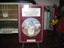 """Tolkien, Racconti perduti prima edizione 1987 Rusconi   """""""""""" PERFETTO """""""""""""""