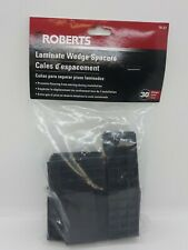 NEW Roberts Laminate Wedge Spacers ~ 30 Wedges