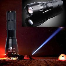 Aluminium Wasserfest Taschenlampe 1000 Lumen T6 Sehr Helles LED Lichter 5 Mode