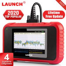 LAUNCH X431 CRP123E OBD2 Scanner Car Engine Transmission ABS SRS Diagnostic Tool
