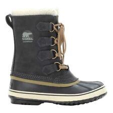 Scarpe da donna stivali da neve , invernali grigi marca Sorel