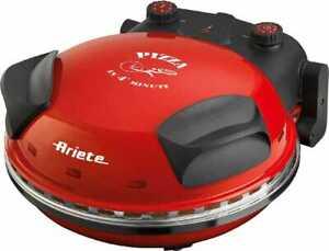 Forno Pizza Elettrico Mod. 909 Ariete Pizza pronta in 4 Minuti