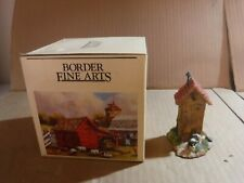"""Schmid Lowell Davis Figurine """"Waiting For His Master Mlf 225207 With Box"""