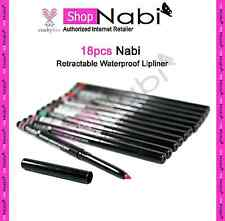 18pcs Nabi Retractable Waterproof Lipliner _cruelty Free