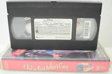 A Kid In King Arthur's Court VHS Movie