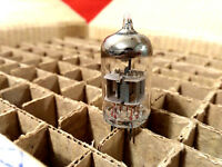 6N24P a-g 6FC7 ECC89 high-frequency double triode tubes vintage lamp NOS 100 pcs