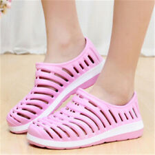 Women's Hollow out Beach Sandals Breathable Slippers Casual Garden Hole Shoes