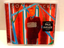 PAUL WELLER  -  SONIK KICKS  -  CD 2012  NUOVO E SIGILLATO