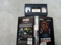 Risposta armata - VHS