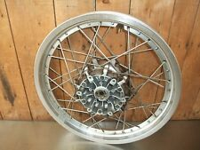 Yamaha XV750 Virago 4FY 1995 Front Wheel - Wire - Straight VGC #149