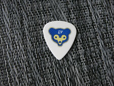 Eddie Vedder guitar pick coa + Proof! Chicago Cubs obtained in person not signed
