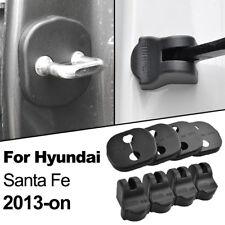 Fit For Hyundai Santa Fe DM 2013-on Door Stopper Cover Lock Striker Hinge Case