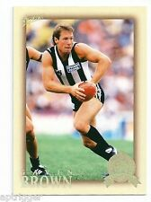 2012 Eternity Hall of Fame (HFLE193) Gavin BROWN Collingwood #337