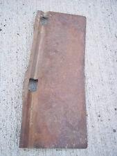 1940 DeSoto Center Grille AIR DEFLECTOR PAN vertical apron Original