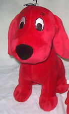 """Clifford the Big Red Dog Plush Stuffed Animal 13"""" Kohl's Care For Kids"""