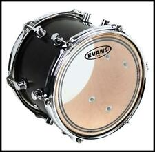 "Evans Heads EC2 SST Clear 12"" Drumhead 12 inch Drum Head New"