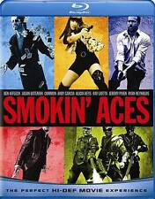 SMOKIN' ACES NEW BLU-RAY