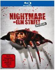 Complete box set A NIGHTMARE ON ELM STREET Freddy Krüger Part 1-7 Blu-Ray