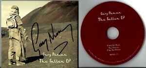GARY NUMAN THE FALLEN EP CD SIGNED / AUTOGRAPHED DIGIPAK EU 2018 BMG 3 TRACKS