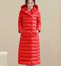women Down Coat Winter Duck Down long Jacket duck Down Coat trench outwear