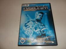 PC  Deus Ex: Invisible War