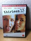 THIRTEEN 13 dvd