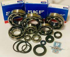 YFZ450 YFZ 450 Complete Bearing Kit Bottom End Crank Case Shaft Transmission SKF