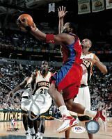 Cuttino Mobley signed 8x10 photo PSA/DNA Los Angeles Clippers Autographed