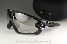 Oakley JAWBREAKER Sunglasses OO9290-14 Polished Black W/Clear Black Photochromic