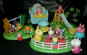 PEPPA PIG PLAY PARK BUNDLE
