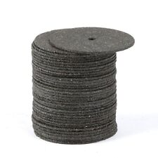 36Pcs 24mm Abrasive Resin Cutting Discs Electric Metal Wood Cutting Rotary Tool