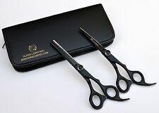 """Professionale Barbiere Forbici Per Parrucchiere & Sottili 6.5"""" Set"""