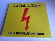 LA IRA DE DIOS Apus revolution Rock CD SEALED Bored! Stooges MC5 Cosmic Psychos