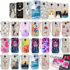 MDWH Shockproof Soft Case Cover For Huawei P8 P9 Lite P10 Plus Y5II Y6II Compact