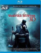 DVD Abraham Lincoln: Vampire Hunter Blu-ray 3d w/ Dhd - Abraham Lincoln: Vampire
