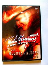 Ted Nugent - Full Bluntal Nugity Live-  near mint condition