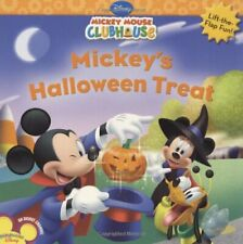 New listing Mickey's Halloween Treat (Disney Mickey Mouse Clubhouse) by Feldman, Thea Book