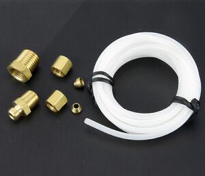 Oil Pressure Gauge Tube Tubing Kit