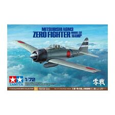 * Tamiya 60784 Mitsubishi A6M3  ZERO Fighter Plane HAMP - Japan  Scale 1:72